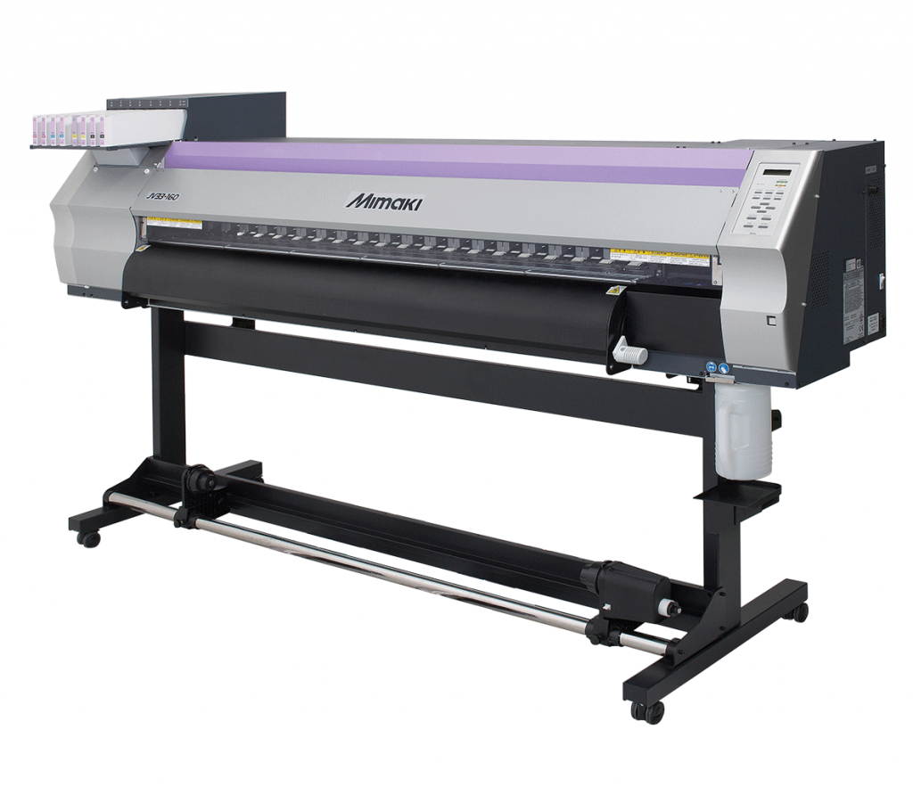 Parc Machines, MIMAKI JV33-160